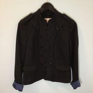 Esprit Military Style Blazer